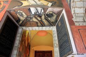 David Alfaro Siqueiros Murales Bellas Artes by Mexican Muralism
