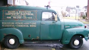 Barn Find Chevy Panel Truck Is An Amazing Original