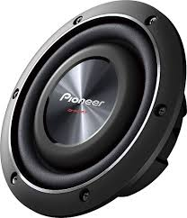 Pioneer TS-SW2002D2 Shallow-mount 8