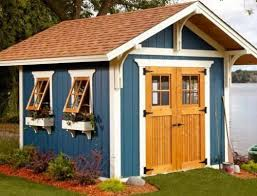 free bunkie plans a diy sleeping shed wny handyman