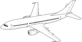 Print Airplane Coloring Pages Printable Color Educations