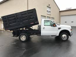 2010 FORD F350 XL GRAIN BODY DUMP TRUCK FOR SALE #569491