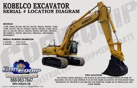 100 Heavy Truck Vin Decoder Serial Number Location For Your Kobelco Excavator