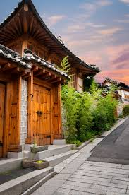 100 South Korean Houses The Traditional Architecture Of Bukchon Hanok Village