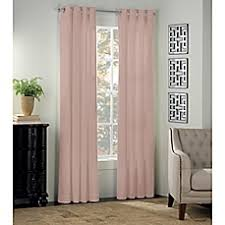 Bed Bath And Beyond Semi Sheer Curtains by Window Panels Bed Bath U0026 Beyond