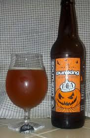 Imperial Pumpkin Ale Southern Tier by Beer Review Southern Tier Pumking