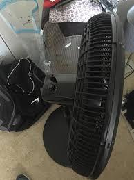 Lasko Floor Fan Home Depot by Lasko Cyclone 18 In Adjustable Pedestal Fan 1823 At The Home