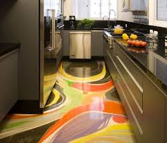 Superior Living Room Epoxy Flooring 0