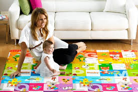soft and squishy safe and comfy reversible baby play mats