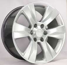 Wheel Rims 4x4 Light Truck Automotive Rims 6x139.7 Fit For Toyo Ta ...