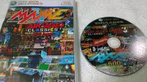 Mame 602 Games P/ Ex Box Rgh Dvd - R$ 35,00 Em Mercado Livre