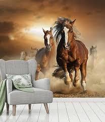 vlies fototapete pferde tiere vlies tapete wohnzimmer