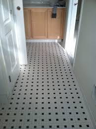 Tile Installer Jobs Tampa Fl by Pinwheel Mosaic Shower Floor With White 3x6 Subway Tile Tampa