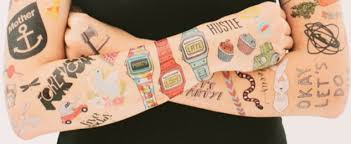 The Best Temporary Tattoos We Found At NY NOW Show
