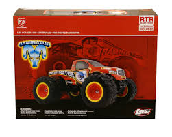 Losi 1/18 Raminator Monster Truck [LOSB0219]   Cars & Trucks - AMain ... Your Monstertruck Obssed Kid Will Love Seeing The Raminator Crush Monster Ride Truck Youtube Worlds Faest Truck Toystate Road Rippers Light And Sound 4x4 Amazoncom Motorized 9 Wheelie Pops A Upc 011543337270 10 Vehicle Florence Sc February 34 2017 Civic Center Jam Monster Truck Model Dodge Lindberg Model Kit Dodge Trucks That Broke World Record Stops In Cortez Gets 264 Feet Per Gallon Wired