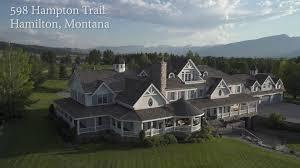 100 Stock Farm Montana 598 Hampton Trail Hamilton Ultimate Western House For Sale