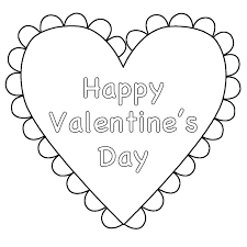 Heart Printable Coloring Pages Throughout