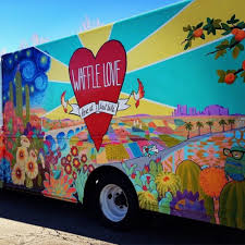 Waffle Love Food Truck | Food Trucks | Pinterest | Food Truck ...