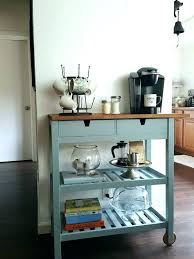Coffee Station Cabinet Photo 5 Of 9 With Shelves In