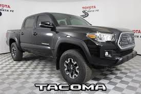 100 Santa Fe Truck New 2019 Toyota Tacoma TRD Off Road Double Cab 5 Bed V6 MT In