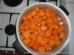 cuisiner une courge recette de la courge de provence courge musquée variantes