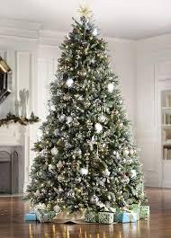 Dunhill Fir Pre Lit Artificial Christmas Tree 9 Ft Home Decorators 439