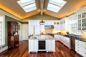 lighting for cathedral ceilings cathedral ceiling lighting kitchen