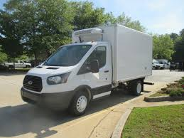 100 Ford Box Truck 2018 FORD TRANSIT Fayetteville GA 121933670