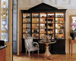 A Classic And Traditional Perfume Display Cabinet