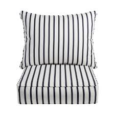 Whitten Stripe Indoor/Outdoor Sunbrella Lounge Chair Cushion ... Outdoor Chair Cushions Ding 20 X Walmart Replacement Patio Ed Inoutdoor Sunbrella Cushion Reviews Joss Main Home Decators Collection 215 X Canvas White High Sale Dolce Mango Contour Pads For Your Inspiring Outdoorpatio Cast Silver Carmel Back Fabric 100 Decorating Ideas Good Looking Small Clearance Decor Editorialinkus Fniture Forest Green Amazoncom 2pack 24 In H W