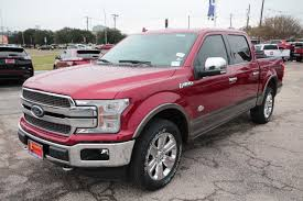 Get Sale Price: 2018 Ford F-150 SuperCrew 5.5' Box King Ranch Pickup