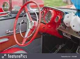 100 Convertible Chevy Truck 1957 Steering Wheel Picture