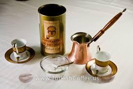 Equipment Needed To Make Turkish Coffee