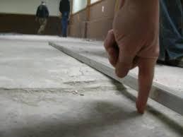 Wood Floor Leveling Filler by How Can I Prepare Uneven Concrete Basement Floor For Vinyl Planks