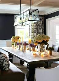 Industrial Dining Room Lighting Chandeliers For Trend Mineral