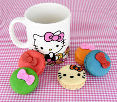 Hello Kitty Cafe Truck Stops In San Diego | Kitty Cafe, San Diego ...