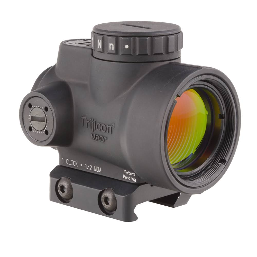 Trijicon MRO-2.0 Moa Adj. Green Dot with Low Mount