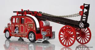 100 Matchbox Fire Trucks Yesteryear 143 1936 Leyland Cub FK7 Engine Awesome