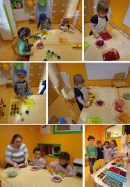 atelier cuisine en creche crèche bernard atelier cuisine à melba