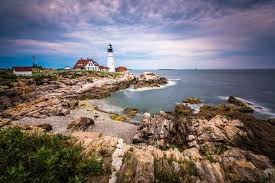 Pumpkin Patch Portland Maine by Most Beautiful Lighthouses In New England
