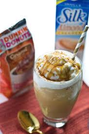 Pumpkin Iced Coffee Dunkin Donuts by Making It Milk Free Coffee Creamer Combos Caramel Coffee Cake