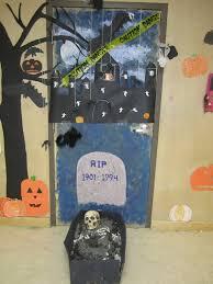 Halloween Classroom Door Decorations by Scary Halloween Classroom Door Decorations 7 Halloween Door