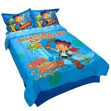 amazon com disney jake the neverland pirates twin size bed set