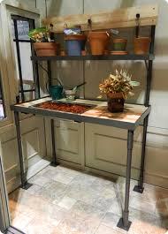 Small Wood Shelf Plans by Inspiring Garden Furniture Presenting Inviting Custom Potting