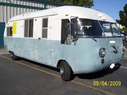 Is This An Old Dodge RV