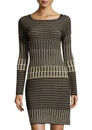 max studio max studio long sleeve sweater dress dresses shop