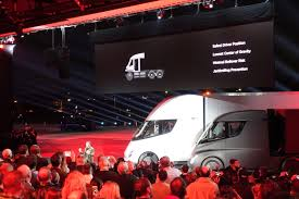 PepsiCo Orders 100 Tesla Semi Trucks — Largest Tesla Semi Order To ... Electric Semi Trucks News Videos Reviews And Gossip Jalopnik Of Tesla Semi Leads Analyst To Downgrade Major Truck Stocks Trucks For Sale Harmon Transit Llc Semitruck Trends 2017 Fleet Clean Global Food Distributor Will Add 50 Its Fleet Midamerica Truck Show 2014 Custom Youtube Advantage Customs Detailing Kips Auto Detail Stock Photo Image Hauler Tnspiration 56602038 Modern Big Rigs Without Trailers Only Tractors On When Semitrucks Become Like Gadgets We Still Have A Job Semitrucks Pdx Car Salespdx Sales