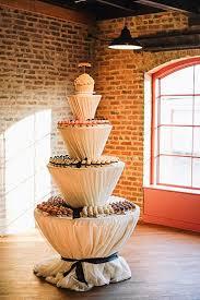 Elegant And Sophisticated Wedding Cupcake Display