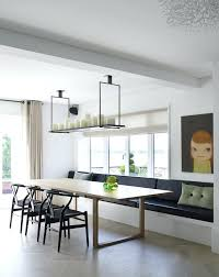 Kitchen Table With Bench Seating Best Dining Ideas On For Magnificent