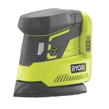 Ryobi Wet Tile Saw Cordless by Ryobi One Cordless 18v Palm Sander R18ps Bare Departments